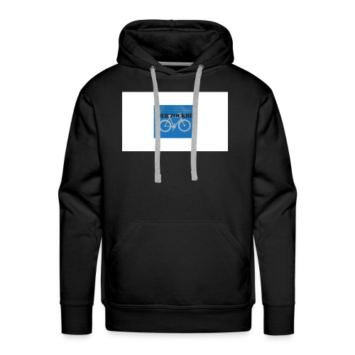 DER Zockr - Männer Premium Hoodie