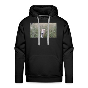 love walks - Men's Premium Hoodie