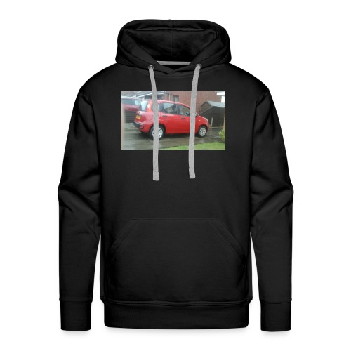AWESOME MOVIES MARCH 1 - Men's Premium Hoodie
