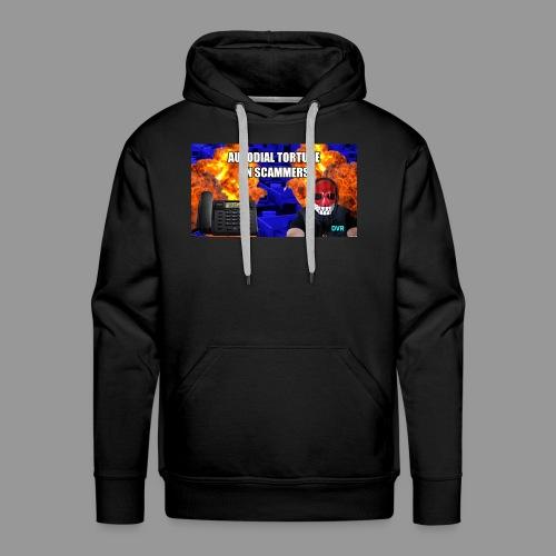 deeveeaar autodial shirt - Men's Premium Hoodie