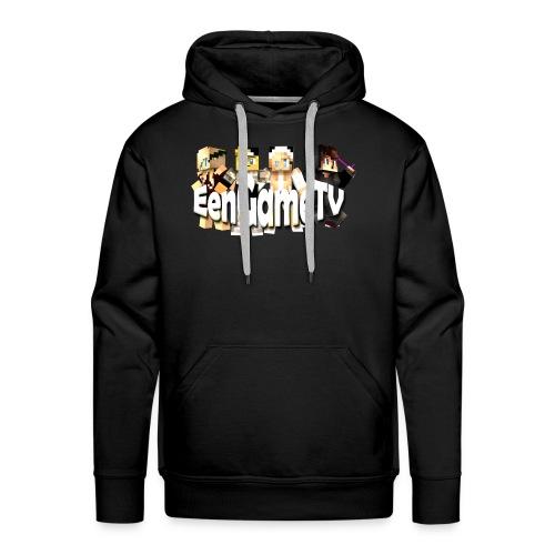 EenGameTV Fan - Mannen Premium hoodie
