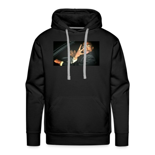 PAC x SNOOP WESTSIDE - RAEVERSE - Mannen Premium hoodie