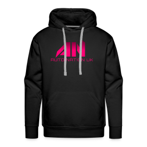 One In The Pink - Original Logo - Men's Premium Hoodie