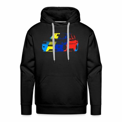 illustration 205 v2 - Sweat-shirt à capuche Premium pour hommes