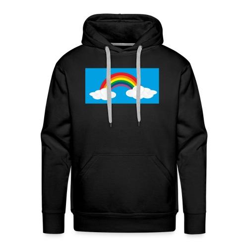 Regenbogen - Männer Premium Hoodie