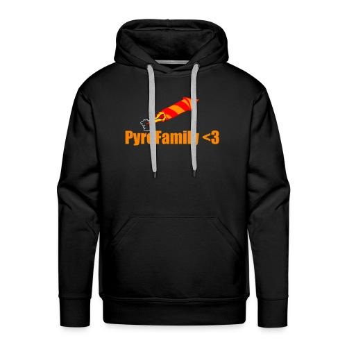 PyroFamily<3 - Männer Premium Hoodie