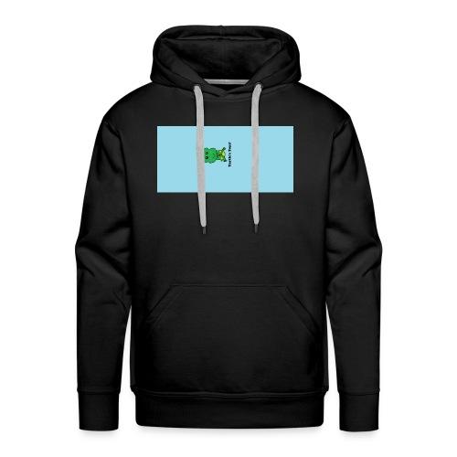 Men's T-Shirt with Turtle Design - Men's Premium Hoodie
