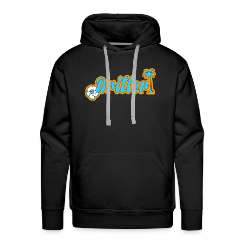 Dritter Full Logo - Männer Premium Hoodie