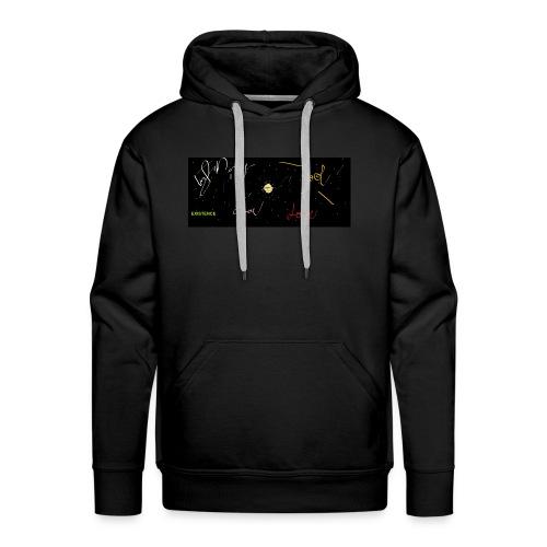 Universe sense - Männer Premium Hoodie