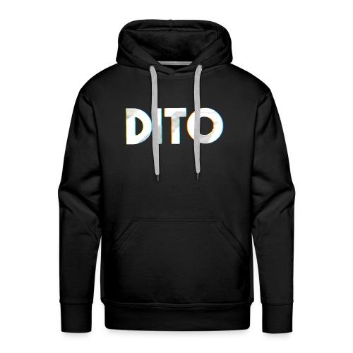 Merchandise Dito - Mannen Premium hoodie