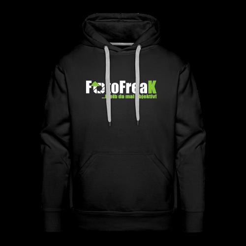 FotoFreax - Männer Premium Hoodie