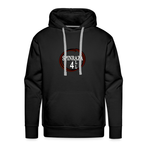Spinraza 4 All - Men's Premium Hoodie