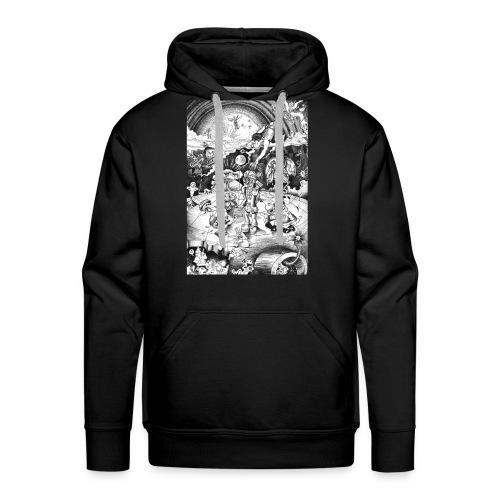 Collector design - Mannen Premium hoodie