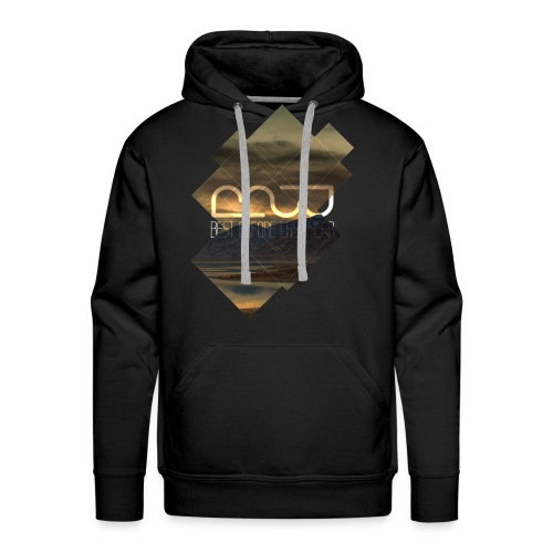 Men's shirt Album Cover - Men's Premium Hoodie