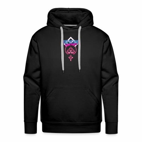 Retro Future - Men's Premium Hoodie