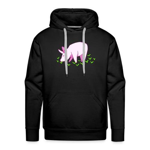 petit cochon - Sweat-shirt à capuche Premium pour hommes