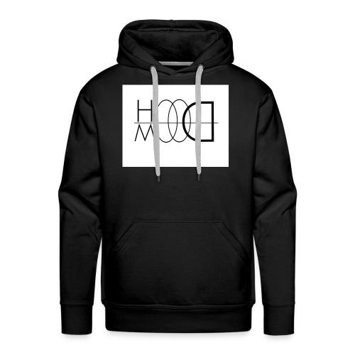 HOODMOOD T-shirt Basic - Felpa con cappuccio premium da uomo