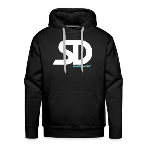 SD T-SHIRT NAVY - Mannen Premium hoodie