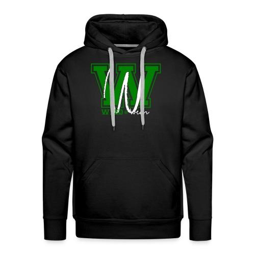 Weedwear - Sweat-shirt à capuche Premium pour hommes