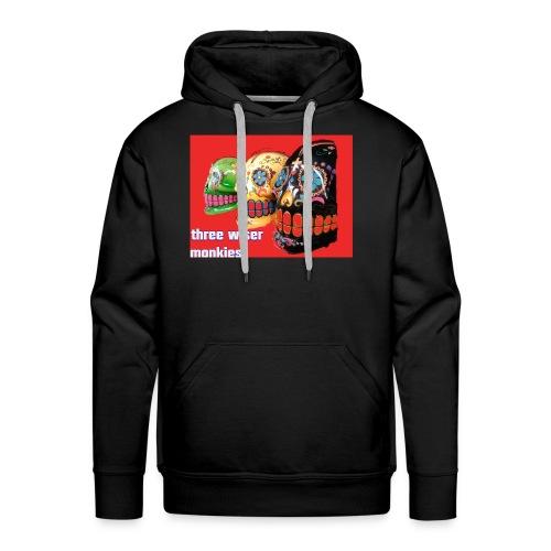 Threewiser - Men's Premium Hoodie