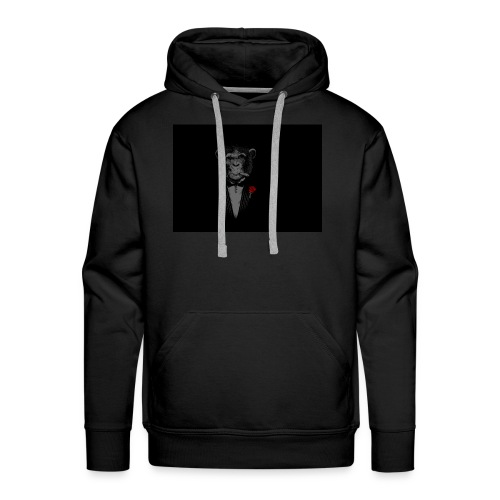 The Real Gentleman - Mannen Premium hoodie