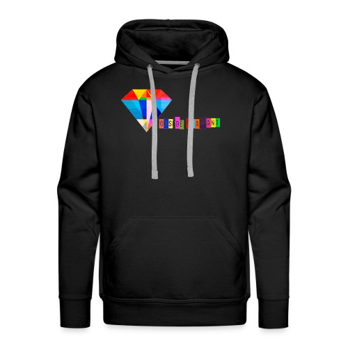 Sport shirt - Mannen Premium hoodie
