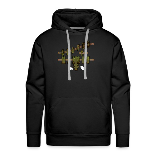 Slaves To Mammon - Men's Premium Hoodie