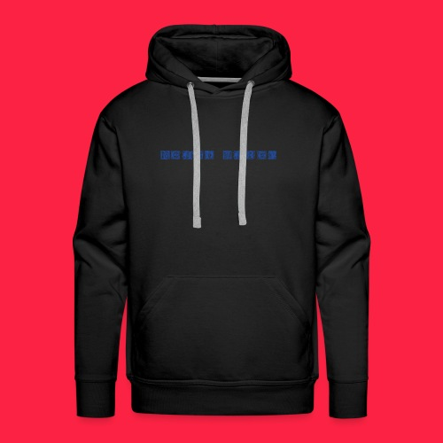 Beach Party BLAU - Männer Premium Hoodie