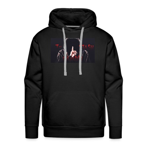 Hooded T-Stash Wide - Men's Premium Hoodie