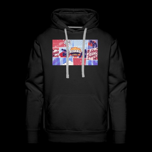 SEGANG POWER - Men's Premium Hoodie