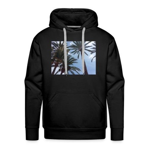 Palmendesign - Männer Premium Hoodie