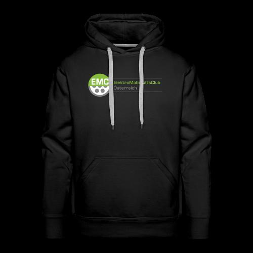 EMC Logo Hochauflösend - Männer Premium Hoodie