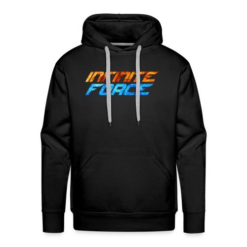 t-shirt de la team Infinite Force - Sweat-shirt à capuche Premium pour hommes