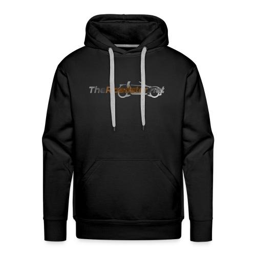 TR n logo png2 - Men's Premium Hoodie