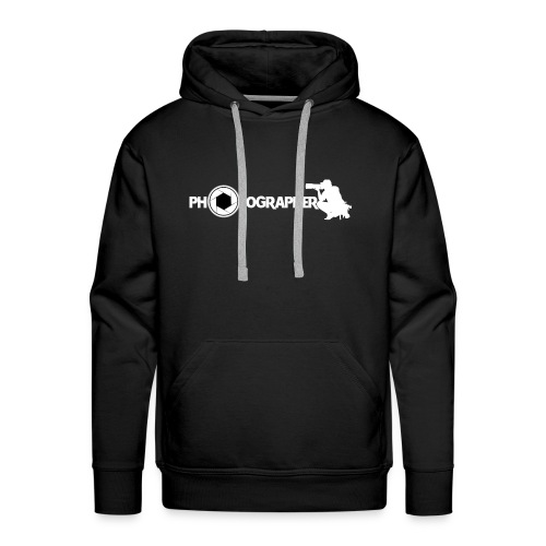 Photografer - Männer Premium Hoodie