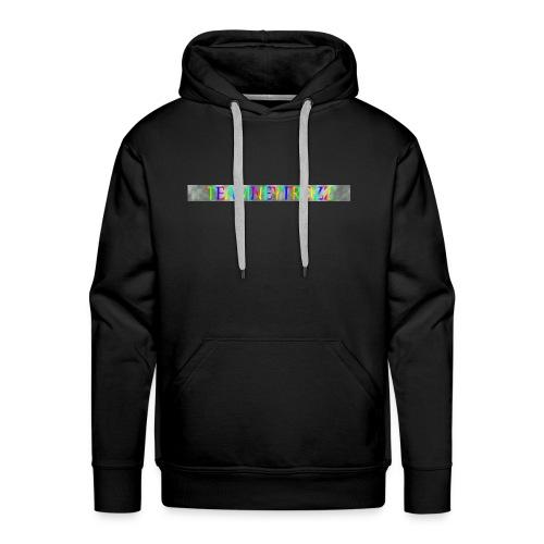 LE DESSIN DE LA #TEAMNEYTROZZ SUR YOUTUBE - Sweat-shirt à capuche Premium pour hommes