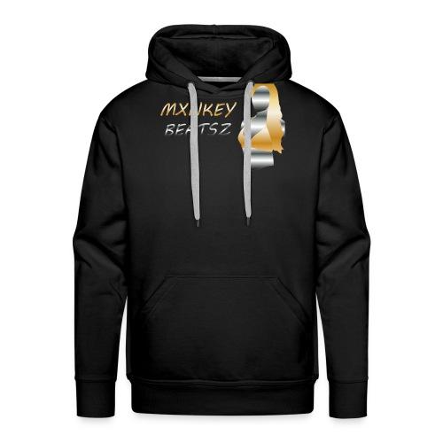 Mxnkey Beatsz Shirt - Mannen Premium hoodie