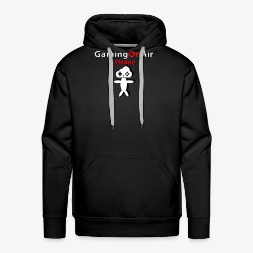 Goa Glitch Figur - Männer Premium Hoodie