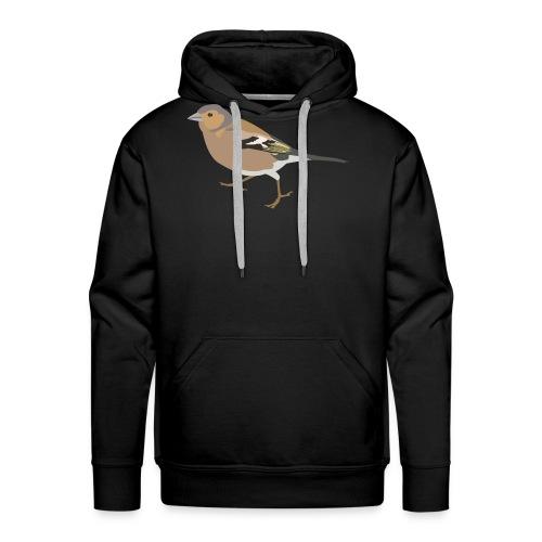 Pinson logo - Sweat-shirt à capuche Premium pour hommes
