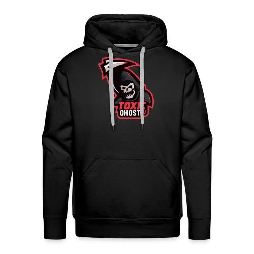 toxic ghost - Mannen Premium hoodie