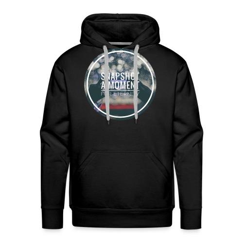 snapshot eternity - Männer Premium Hoodie