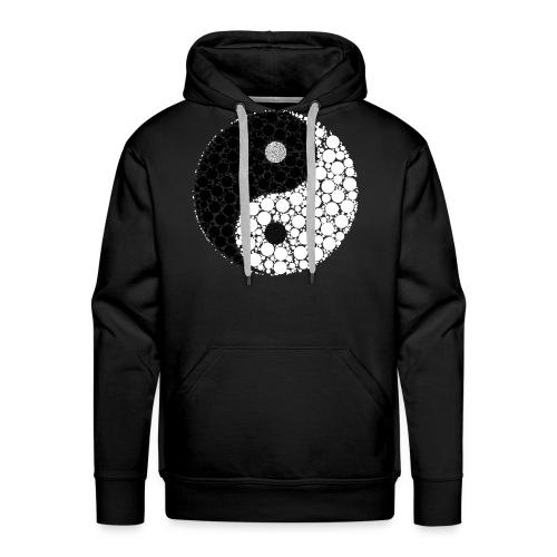 yin 1817577 1280 - Männer Premium Hoodie