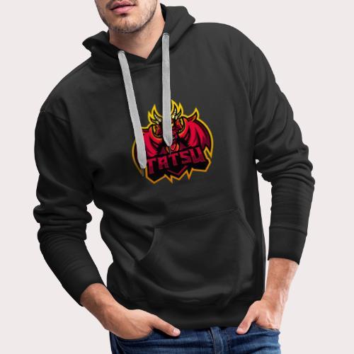 Tatsu Music Full Logo - Men's Premium Hoodie