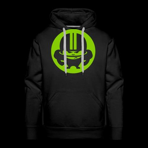 Tackle Jack Logo - Männer Premium Hoodie