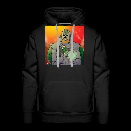 Elliot the Necron WITH MORE COLOUR? - Men's Premium Hoodie