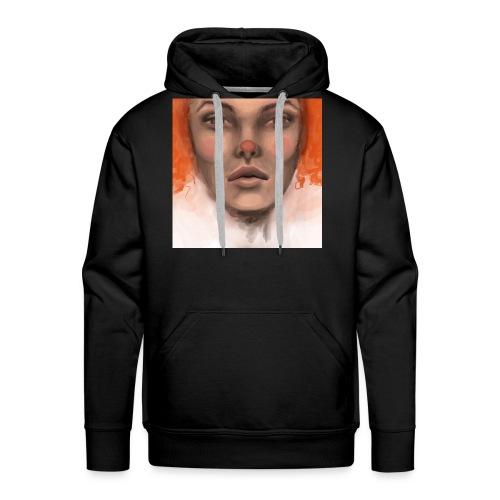 Clown - Mannen Premium hoodie