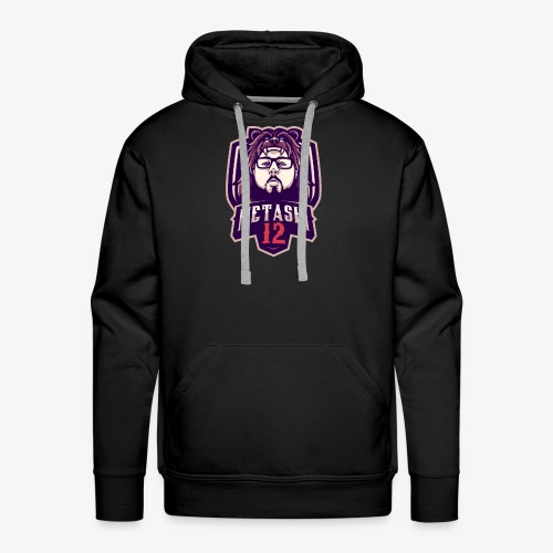 metashi12 - 2019 Logo - Männer Premium Hoodie