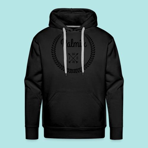 Palmix_wish camiseta mangas color - Men's Premium Hoodie