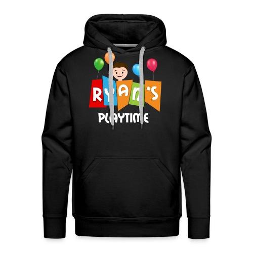 Playtime with Ryan - Men's Premium Hoodie