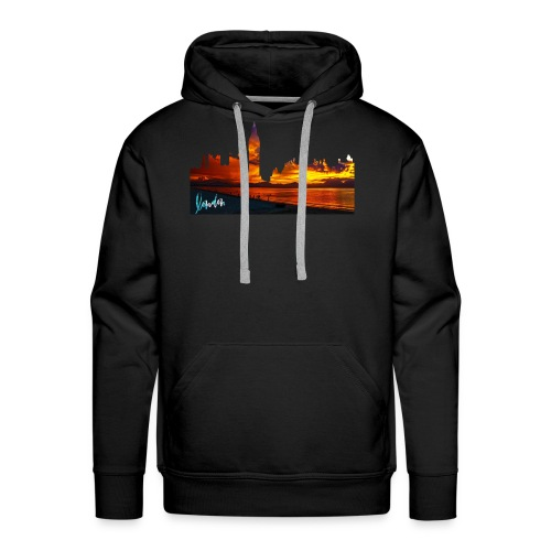 LONDON HYPE - Sweat-shirt à capuche Premium pour hommes